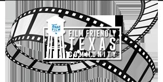 Film Friendly Texas Community Logo